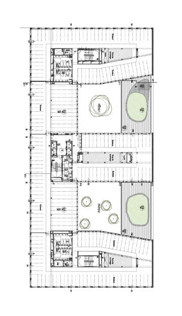 Immeuble de bureaux et p pini re d activit s bureau faceb for Immeuble bureau plan