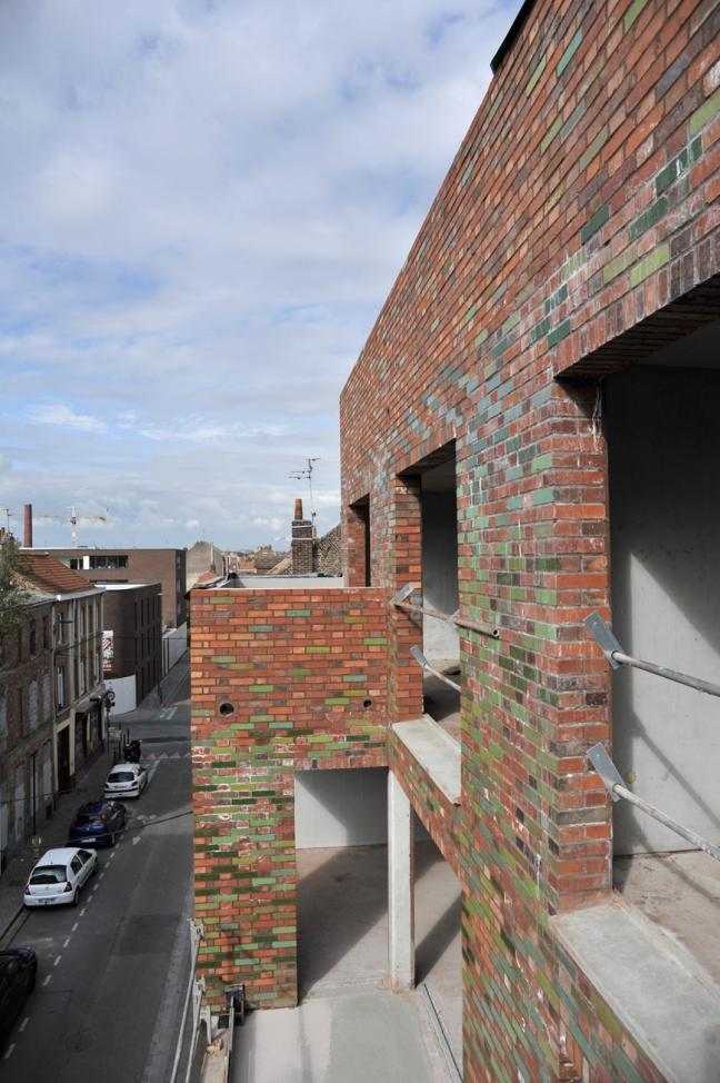 Germain Pluvinage; Bureau face B; Chantier rue Iena