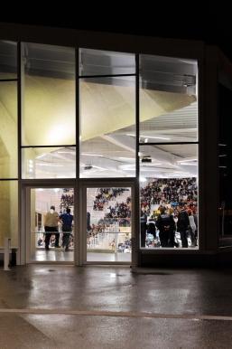 Inauguration Salle Moselle Calais